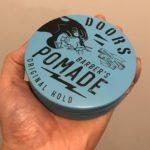 DOORS(ドアーズ) オリジナルポマードの口コミ評判をレビュー