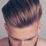 ポマードで作る髪型!2019年流行の最新バーバースタイル