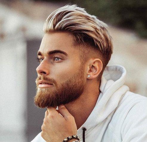 楕円顔に似合う髪型 バーバースタイル